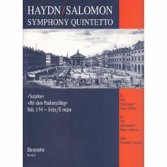 Symphony Quintetto