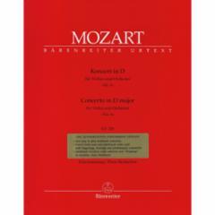 Concerto No. 4 in D Major, K. 218 for Violin and Piano