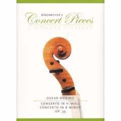 Concerto in B Minor, Op. 35 for Violin