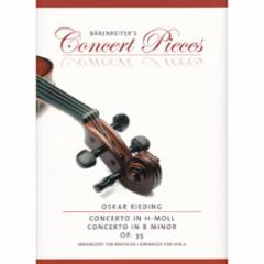 Concerto in B Minor, Op. 35 for Viola