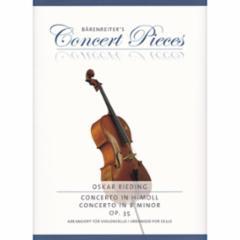 Concerto in B Minor, Op. 35 For Cello