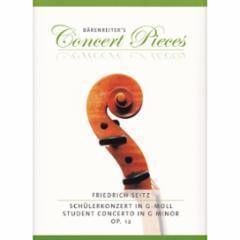 Concerto in G minor, Op. 12 for Violin