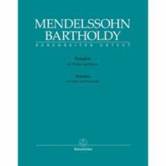 Sonatas for Violin and Piano