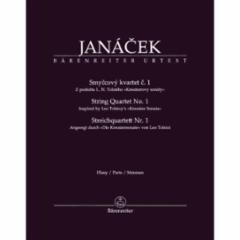 String Quartet No. 1 (Inspired by Leo Tolstoy's Kreutzer Sonata)
