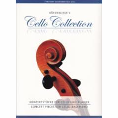 Cello Collection: Concert Pieces for Cello and Piano
