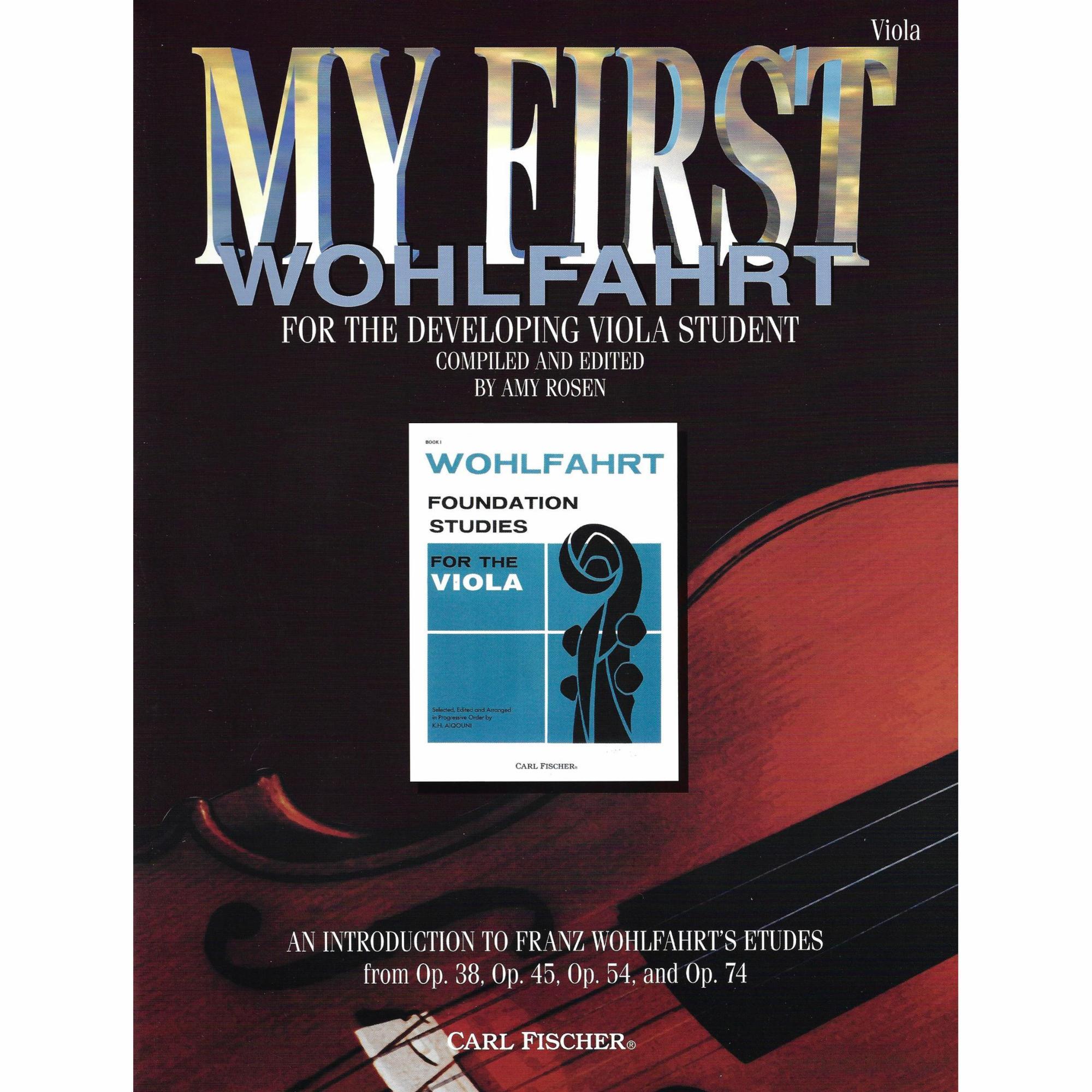 My First Wohlfahrt (Viola Edition)