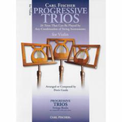 Progressive Trios for Strings