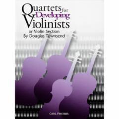 Quartets for Developing Violinists or Violin Section