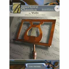 Repertoire Classics for Violin