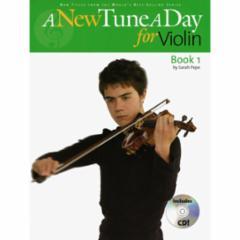 A New Tune a Day for Violin