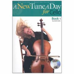 A New Tune a Day for Cello