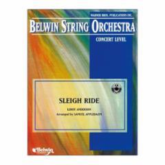 Sleigh Ride for String Orchestra (Grade 2)