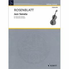 Jazz Sonata for Cello and Piano