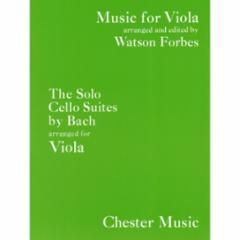 The Solo Cello Suites (Arranged for Viola)