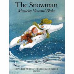 The Snowman: Concert Suite for String Quartet