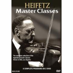 Heifetz Master Classes
