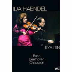 Ida Haendel and Ilya Itin in Recital