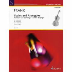 Scales and Arpeggios for Cello