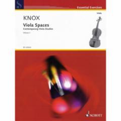 Viola Spaces: Contemporary Viola Studies