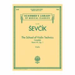 The School of Violin Technics (Complete)