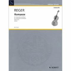 Romance for Cello and Piano