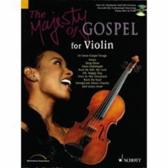 The Majesty of Gospel for Violin