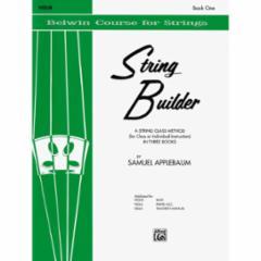String Builder: Book 1