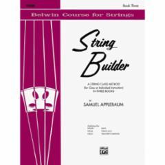 String Builder: Book 3