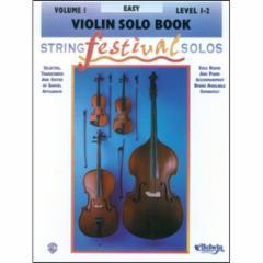 String Festival Solos: Volume 1 (Easy)