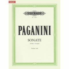 Sonata in A Major for Solo Violin