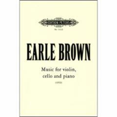 Music for Violin, Cello, and Piano