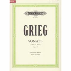 Sonata in C minor, Op. 45 for Violin and Piano