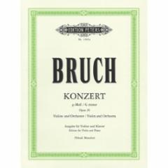 Concerto in G minor, Op. 26 for Violin