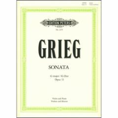 Sonata No. 2 in G Major, Op. 13 for Violin and Piano