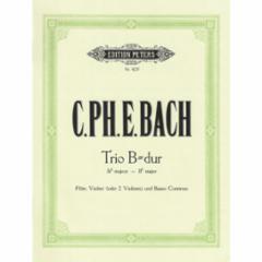 Trio Sonata in B-Flat Major for String Trio