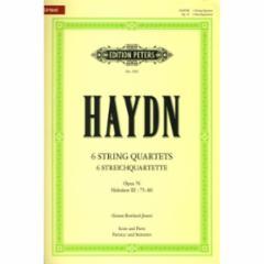 6 String Quartets, Op. 76, Nos. 75-80