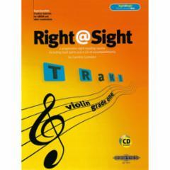 Right @ Sight: A Progressive Sight-Reading Course (Violin)
