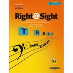 Right @ Sight: A Progressive Sight-Reading Course (Cello)