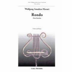 Rondo for Violin and Piano