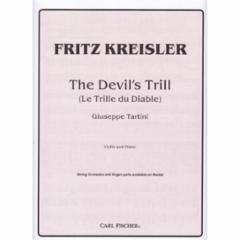 Devil's Trill for Violin and Piano