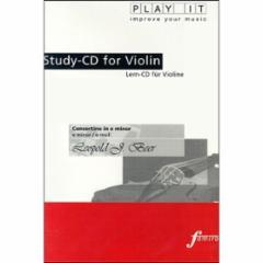 Concertino in E Minor, Op. 4 for Violin