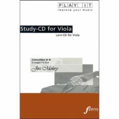 Concertino in G Major for Viola