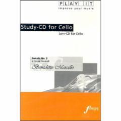Sonata in E Minor, No. 2 for Cello