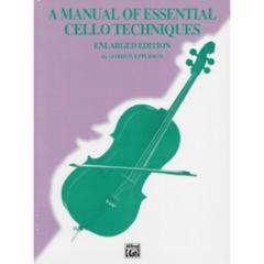 A Manual of Essential Cello Techniques
