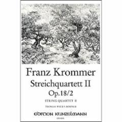 String Quartet, Op. 18, No. 2