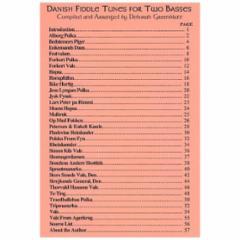 Danish Fiddle Tunes