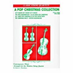 A Pop Christmas Collection for String Quartet