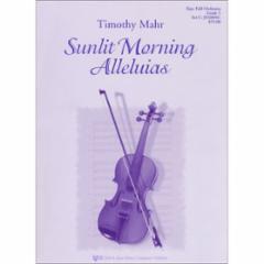 Sunlit Morning Alleluias for Full Orchestra (Grade 5)