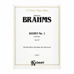 Sextet in Bb Major, Op.18
