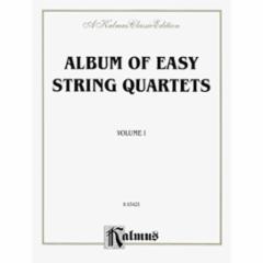 Album Of Easy String Quartets